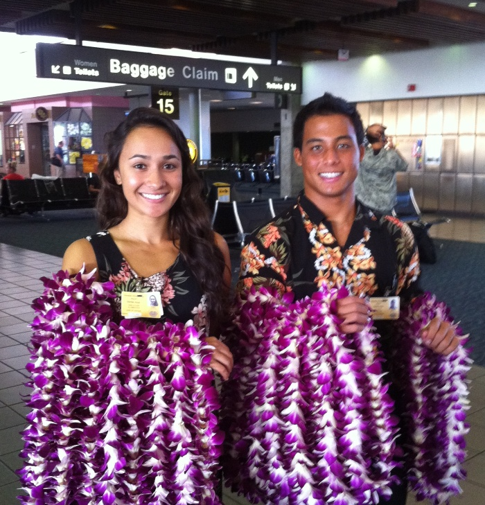 Leis Of Hawaii Is Proud To Welcome ~ MAKE A WISH